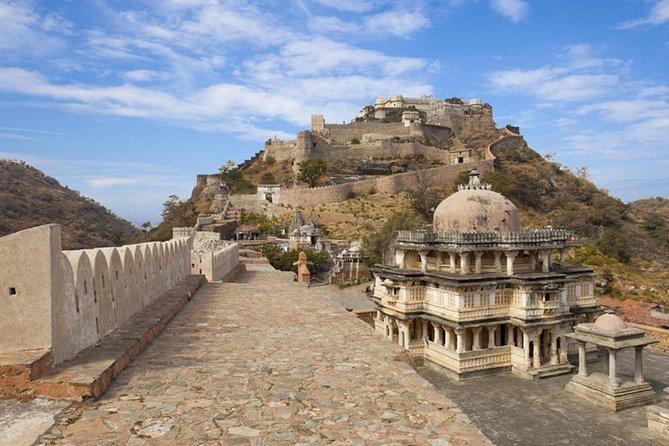 Jodhpur To Udaipur Via Jain Temple & Kumbhalgarh Fort One Way Transfer