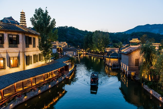 Private Round Transfers to Gubei Water Town & Night View of Simatai Great Wall photo 9