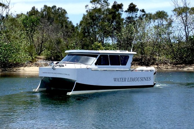 Deluxe Cottage Point Inn Transfers with Water Limousines Sydney