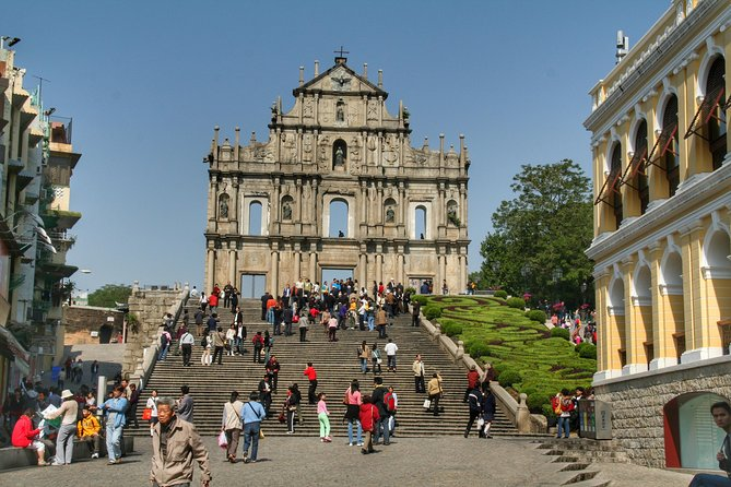 Macau Sightseeing daytrip from Hong Kong