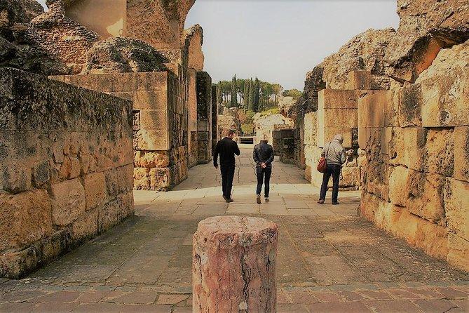 Seville: Games of Thrones and Roman Empire Italica Tour