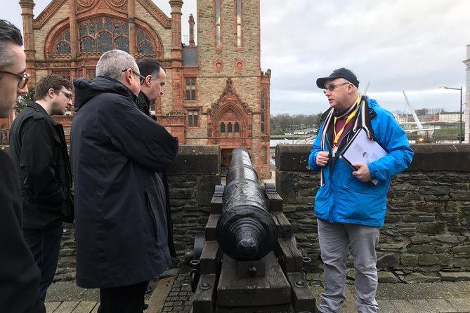 Derrie Danders: Walk in the Footsteps of History Private Tour