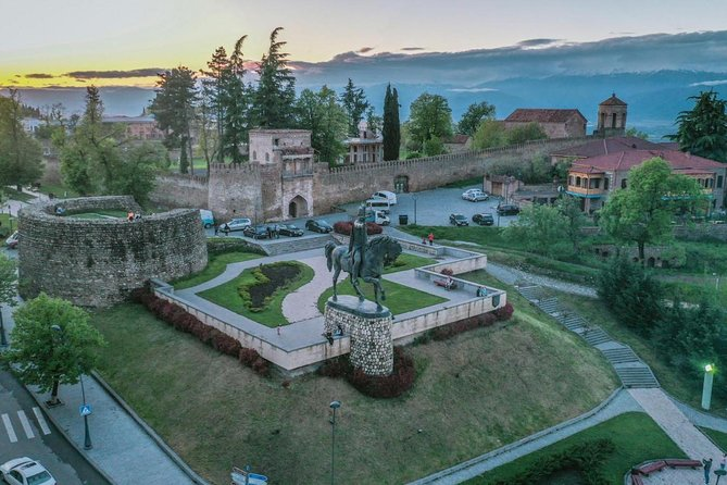 Private Wine Tour in Kakheti with Wine Tastings