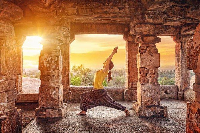 Yoga trip plus Tourism