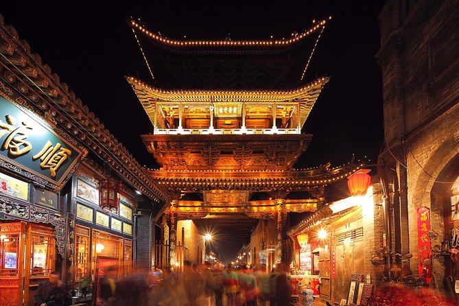 2 Days Escape to Pingyao Ancient Town with High Speed Train From Beijing