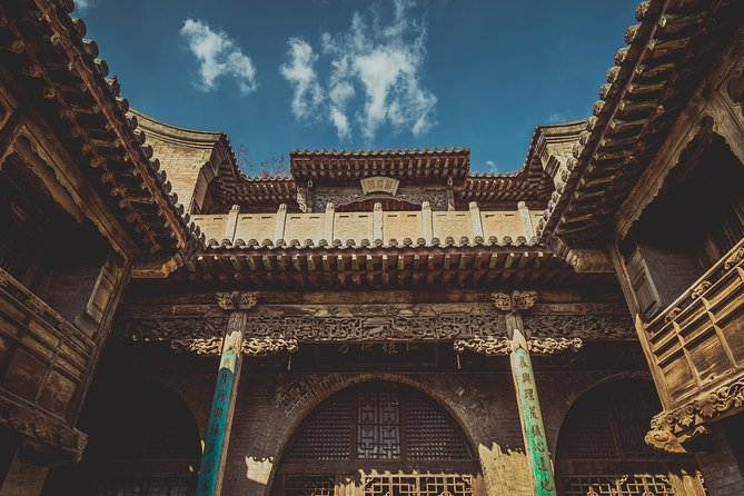 Half Day Private Pingyao Ancient Town Walking Tour