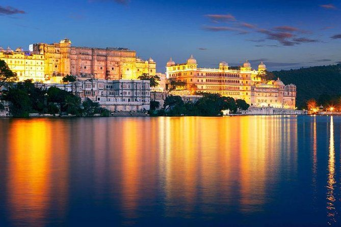 Full Day Udaipur Sightseeing Tour