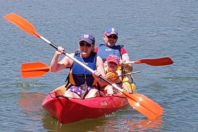 Tour Kayak to riudecanyes Lake&hermitage