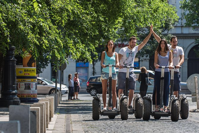 1. Downtown Pest Side Segway Tour Budapest