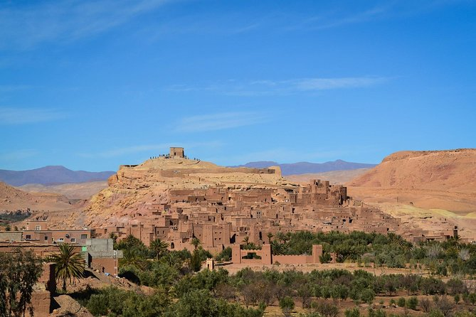 3 Days / 2 Nights Desert Tour from Fez to Marrakech