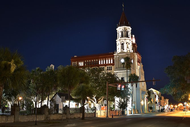 Old City Ghosts Walking Tour in St. Augustine