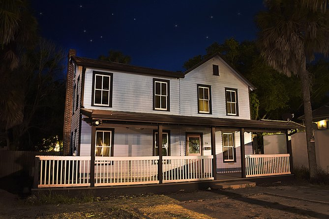 Toques Place - Old City Ghosts - St.Augustine - Walking Ghost Tour