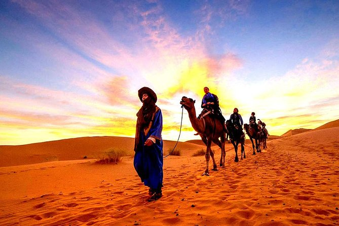 3 Days Desert Trips : Agadir to Merzouga to Marrakesh