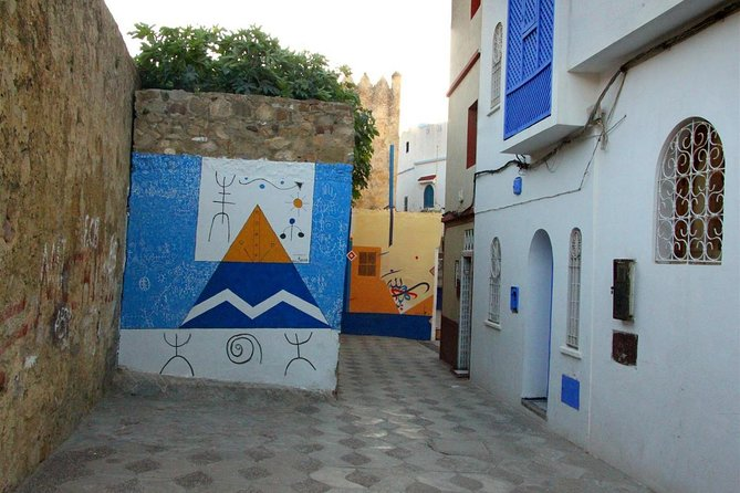 """Asilah Private tour """"Day trip from Tangier"""""""