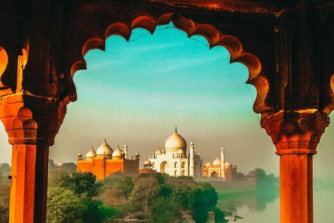 Private Luxury Golden Triangle Tour to Agra and Jaipur From New Delhi 2 days