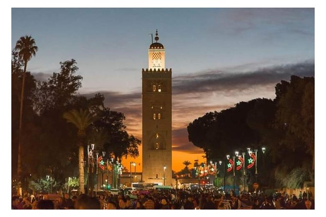 Full-Day Marrakech Highlights Tour & Lunch: Experience The Best Attractions