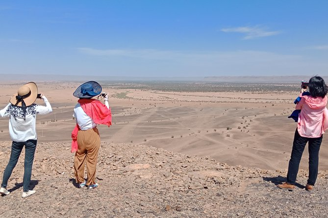 2 days tour guide from marrakech to erg lihoudi ( Mhamid )