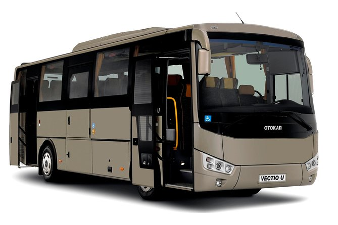 Antalya Airport (AYT) to Antalya City Center Transfer - Midibus