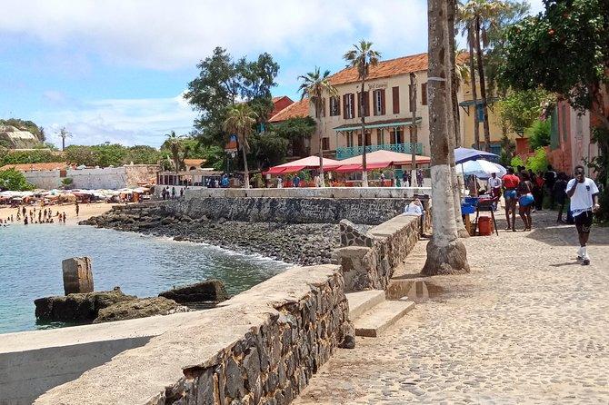 Half Day Tour : Explore Goree island