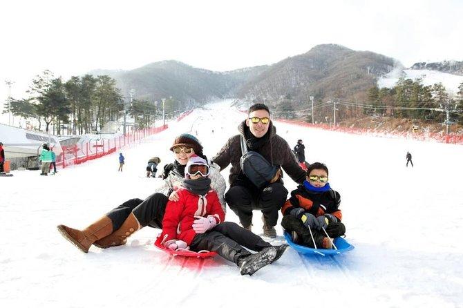 Seoul Skitour im Jisan Forest Resort
