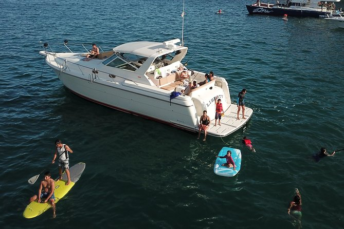 Swimming, Snorkeling & Paddle Boarding Private Yacht- 4 Hour photo 2