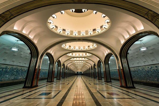 Moscow Metro Tour - Private Tour