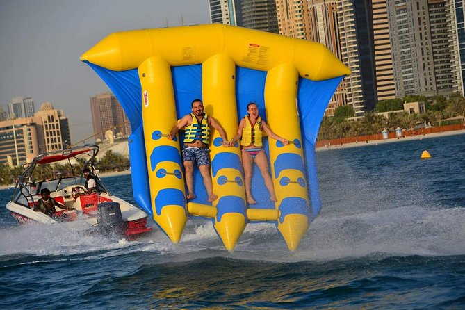 Fly Fish Dubai Tour With Private Transfer From Dubai