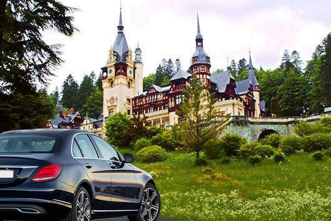 Transylvania Castles - Full Day Tour from Bucharest