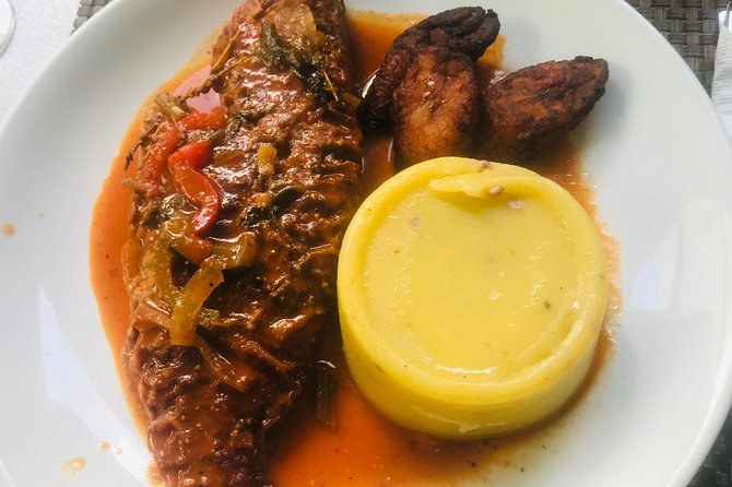 City Lime Food Tour: Taste our culture on Antigua's only food tour in the city!