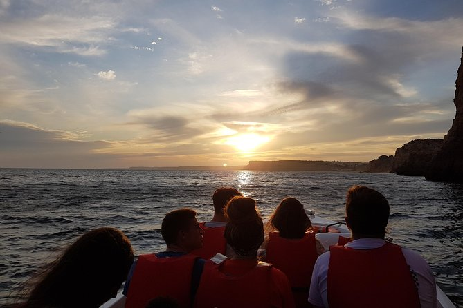 Ponta da Piedade Sunset Tour in Lagos, Algarve