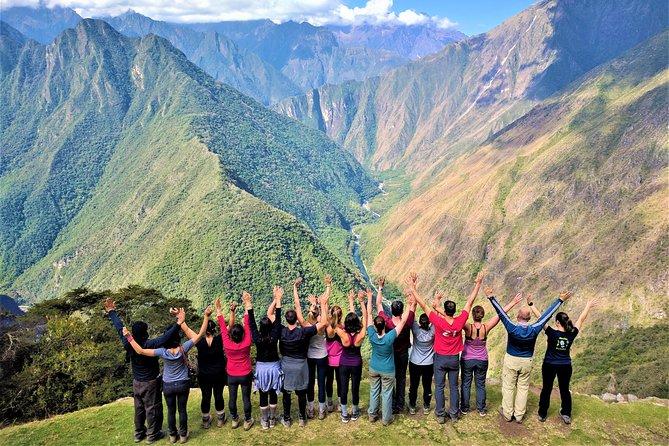 Classic Inca Trail to Machu Picchu 4D