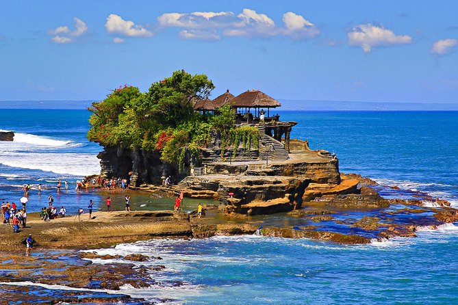 Tanah Lot | Jatiluwih UNESCO's World Heritage Rice Terrace | Banyumala Waterfall
