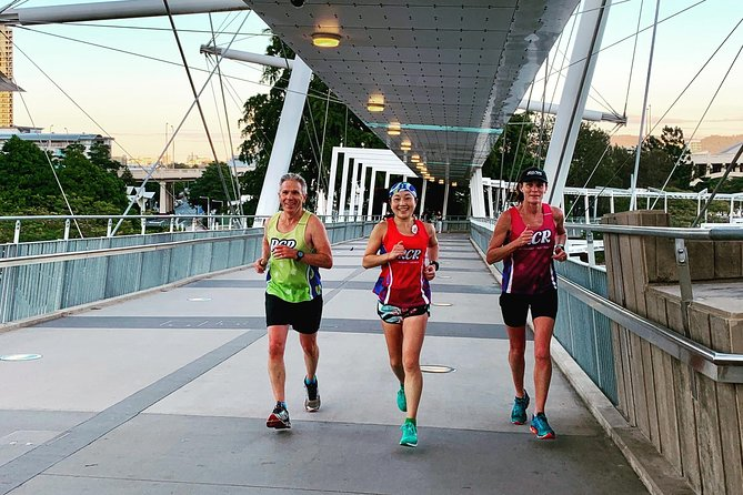 Bridges of Brisbane Running Tour - 13km