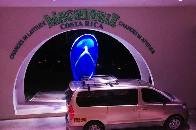 Liberia Airport To Margaritaville Beach Resort Playa Flamingo, Shuttle Service