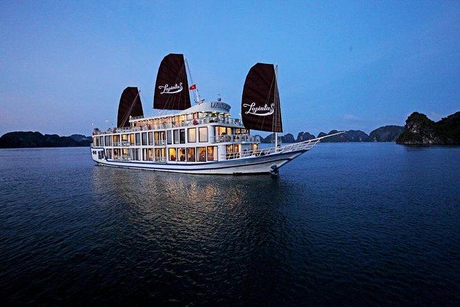 Discover Halong & Lan Ha bay with La Pinta Cruise 5 stars