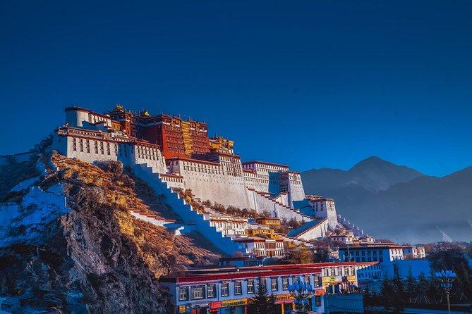 4 Day Lhasa City Sightseeing