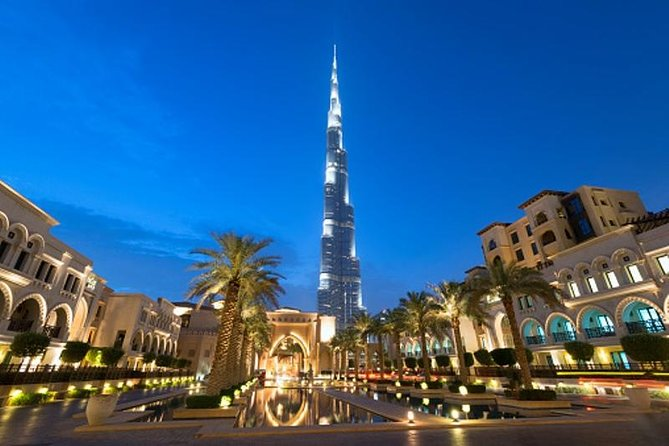 Burj Khalifa: At the Top (125th floor) & Lunch or Dinner at Roof Top Combo photo 10