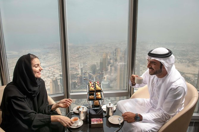 Burj Khalifa: At the Top (125th floor) & Lunch or Dinner at Roof Top Combo photo 8