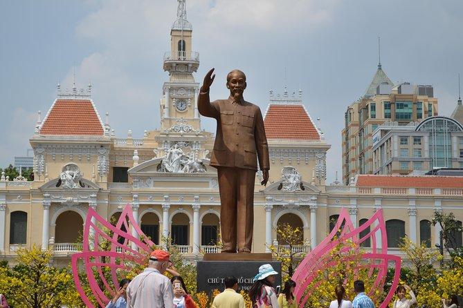 Individual Saigon city tour as a private tour