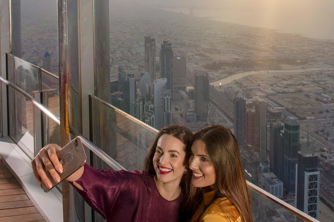 Burj Khalifa: At the Top (125th floor) & Lunch or Dinner at Roof Top Combo photo 2
