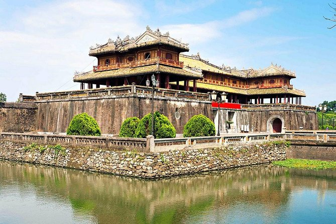 Hue City Tour From Hoi An