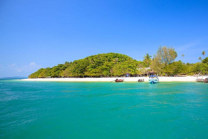 Phi Phi Islands and Rang Yai Island Snorkeling Tour By Speedboat From Phuket