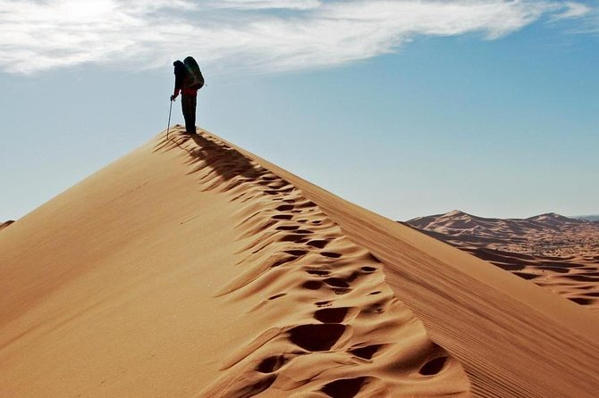 6 Days trekking aroud sahara desert start from Mhamid el ghizlane photo 4