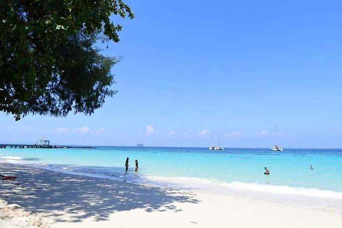 Phi Phi 4 Islands + Maiton Island Snorkeling Tour By Speedboat From Phuket