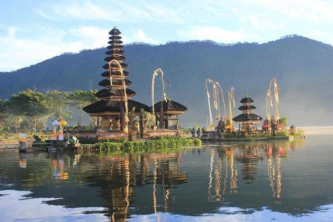 Tanah Lot, Jatiluwih and Ulundanu Bratan Highlights Private Tours