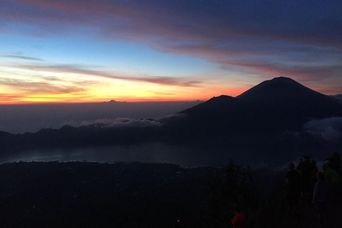 Sunrise hiking and Hot Springs at Mount Batur Volcano