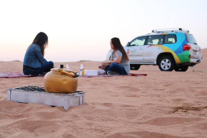 Sunrise Desert Safari with Falcon show & Picnic Breakfast photo 10