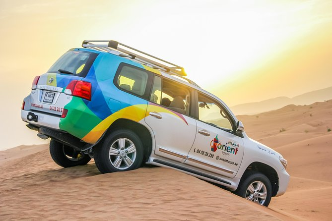 Dubai Combo:City Sightseeing Tour and Premium Desert Safari with all Activities