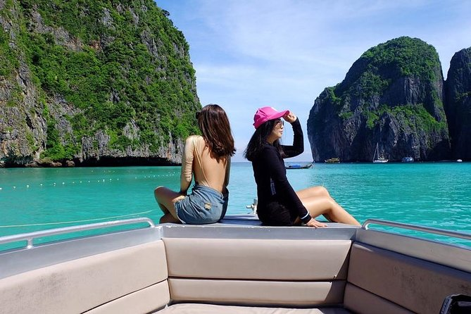 Phi Phi Islands One Day Tour by Speedboat From Phuket
