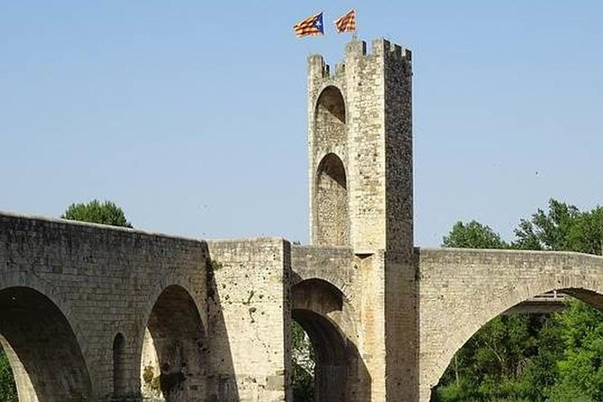Besalú, Rupit & Vic small group and hotel pick up from Barcelona